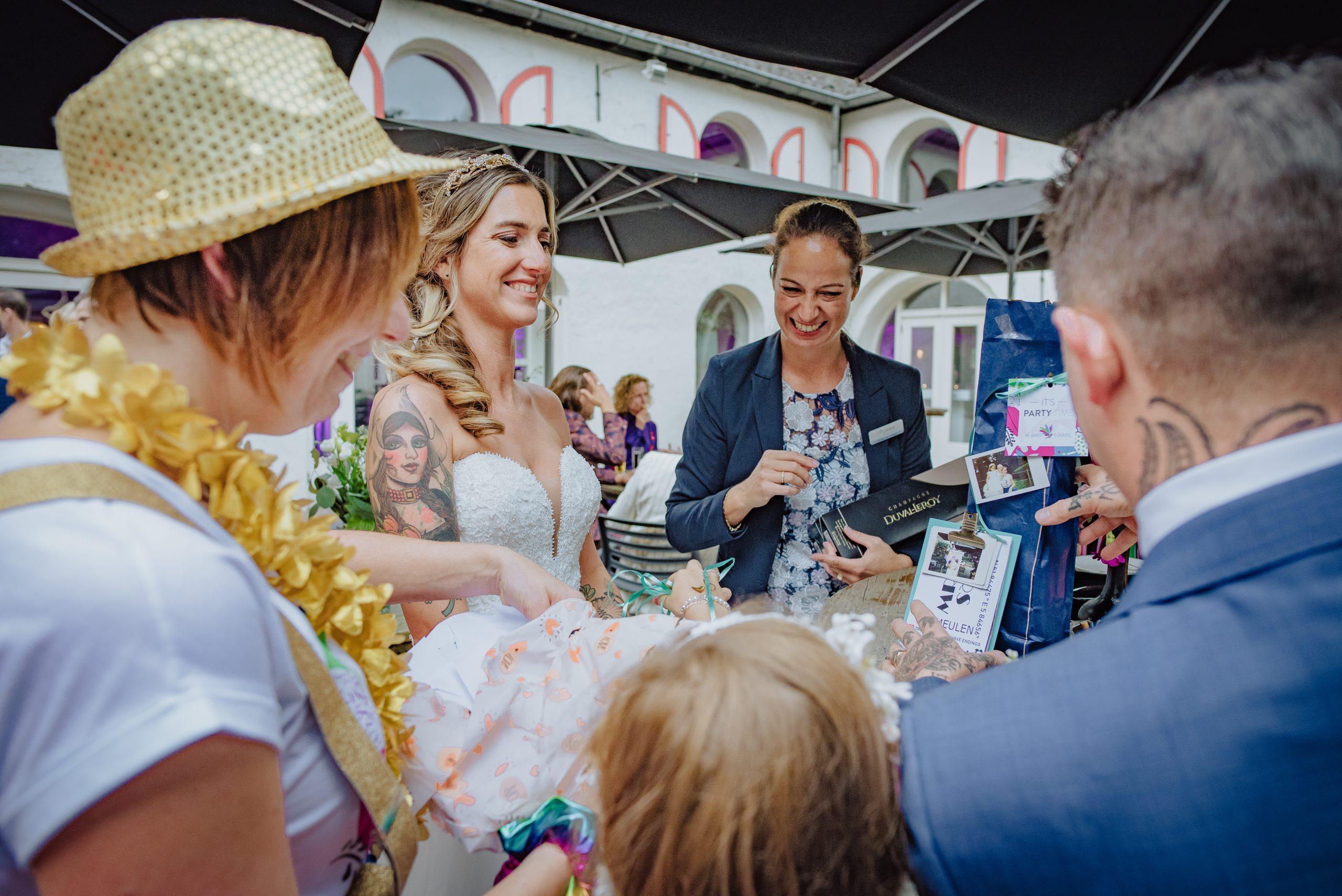 Maudy van Leusden – Ja, Ik Wil Weddingplanner